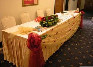 石夏兰宾客签到台鲜花图片展示