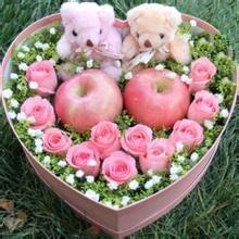 石夏兰平安夜花束,圣诞节鲜花,苹果鲜花,深圳福田,罗湖,国贸,书城,万象城,圣诞花鲜花图片展示。