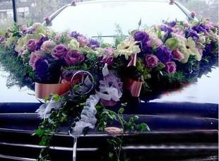 石夏兰【1314】顶级婚礼一套鲜花图片展示。