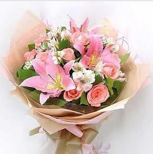 石夏兰健康-探病花束鲜花图片展示。