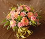 石夏兰【温馨的祝福】鲜花图片展示。