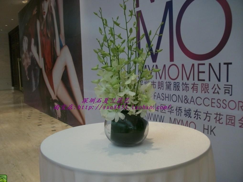 石夏兰深圳鲜花路引鲜花图片展示。