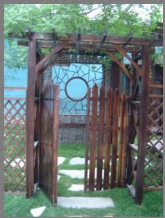 石夏兰围篱鲜花图片展示