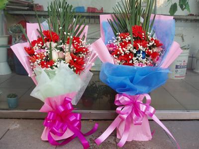 石夏兰团体订鲜花图片展示。