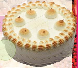 石夏兰生日蛋糕鲜花图片展示。