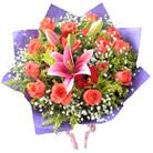 石夏兰打开的是吉祥鲜花图片展示。