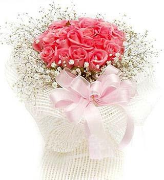 石夏兰【最爱】*21朵玫瑰鲜花图片展示。
