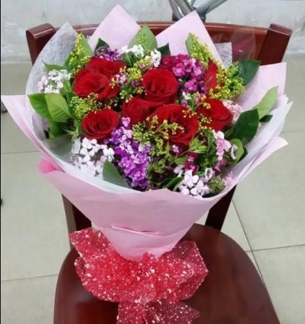 石夏兰特价,新品上架,特卖,88元,9朵,红玫瑰,鲜花,深圳生日鲜花,玫瑰花,福田,罗湖鲜花图片展示。