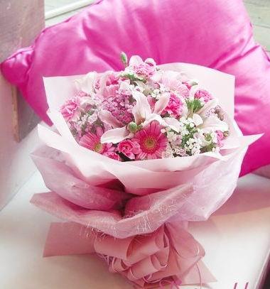 石夏兰幸福花鲜花图片展示。