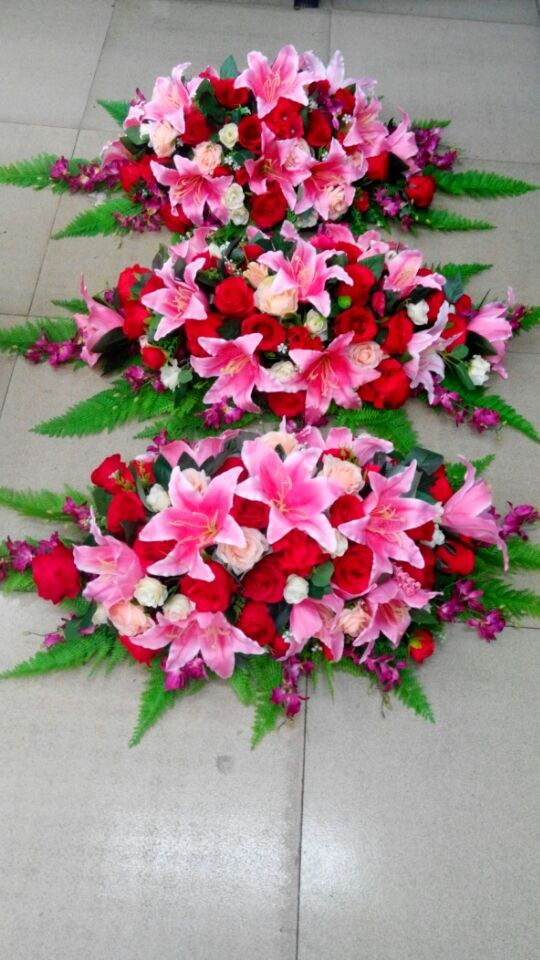 石夏兰仿真会议桌花,休息室仿真花,装饰仿真花,仿真红玫瑰,仿真香槟玫瑰,仿真紫洋兰,仿真百合,仿真绿叶,等,仿真台面花鲜花图片展示