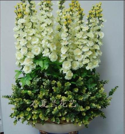 石夏兰欧式花艺鲜花图片展示。