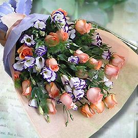 石夏兰深深的爱 女性长辈生日 鲜花图片展示。