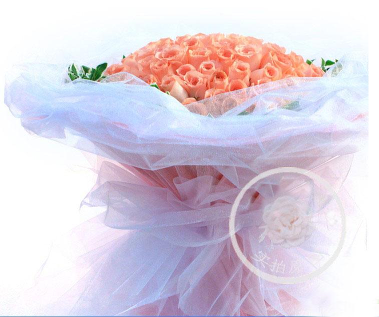 石夏兰进口特价,白粉红玫瑰,鲜花速递,求婚表白,必备之神器,女神最爱款,生日花,99朵粉玫瑰鲜花图片展示。