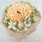 石夏兰情人节鲜花图片展示。