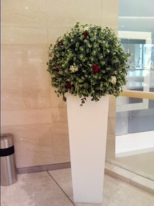 石夏兰时尚仿真花鲜花图片展示。