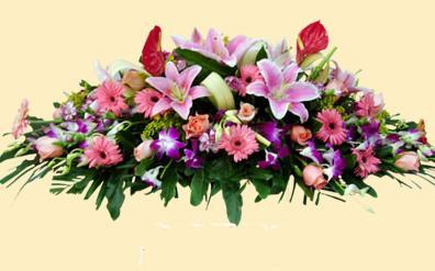 石夏兰签字仪式会议桌,会议桌鲜花,开会用花,深圳中心区,写字楼,鲜花店,会议,台面花鲜花图片展示