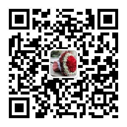 皇悦花店微信公众帐号二维码